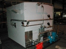 Machine de lavage industriel